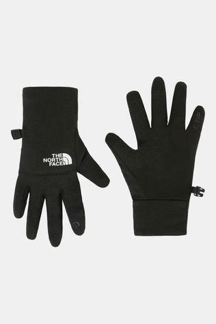 The North Face Recycled Etip Handschoen Junior Zwart
