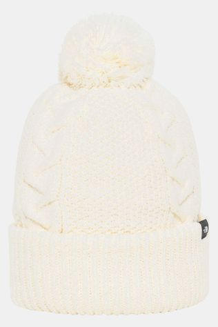 The North Face Cable Minna Beanie Dames Gebroken Wit
