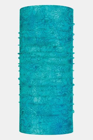 Buff Coolnet UV+ Insect Shield Surya Turquoise Turkoois/Assortiment Bloem
