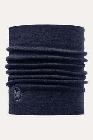 Buff Wool Thermal Denim Neckwarmer  Koningsblauw/Donkerblauw