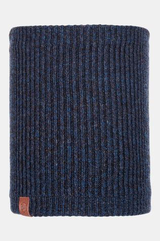 Buff Knitted & Polar Nekwarmer Lyne Night Blue Donkerblauw/Donkergrijs