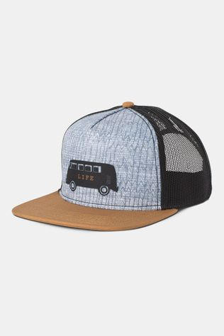 Prana Journeyman Trucker Pet Zandbruin/Steen