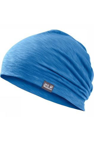 Jack Wolfskin Travel Beanie Junior Middenblauw