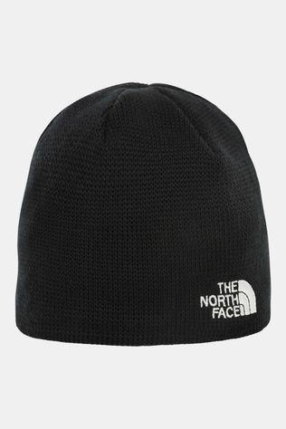 The North Face Bones Beanie Recycle Junior Zwart/Wit