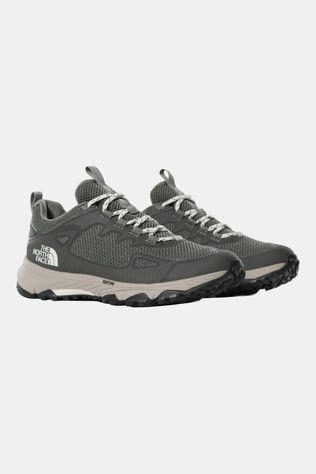 The North Face Ultra Fastpack Futurelight IV Wandelschoenen Dames Donkerkaki/Middengrijs