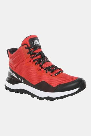 The North Face Activist Mid Futurelight Wandelschoenen Dames Zalmroze/Zwart
