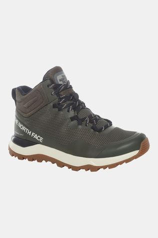 The North Face Activist Mid Futurelight Wandelschoenen Dames Taupe/Marineblauw