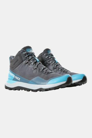 The North Face Activist Mid Futurelight Wandelschoenen Dames Middengrijs/Middenblauw