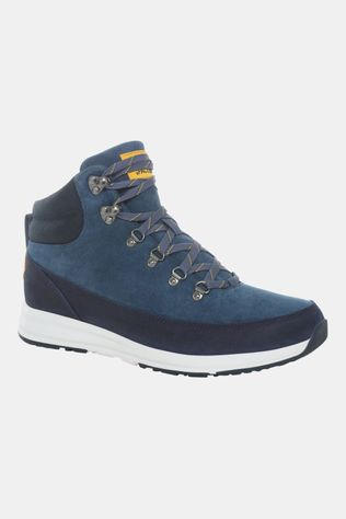 The North Face B-To-B Redux Lux Wandelschoenen Petrol/Marineblauw