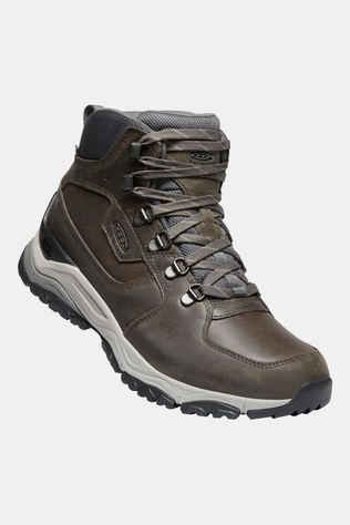 Keen Innate Leather Mid Waterdicht Lichtbruin