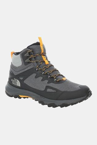 The North Face Ultra Fastpack IV Futurelight Mid Heren Donkergrijs/Lichtgrijs