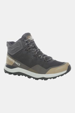 The North Face Activist Mid Futurelight Wandelschoenen Middengrijs/Lichtkaki