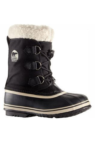Sorel Yoot Pac Nylon Schoen Junior Zwart