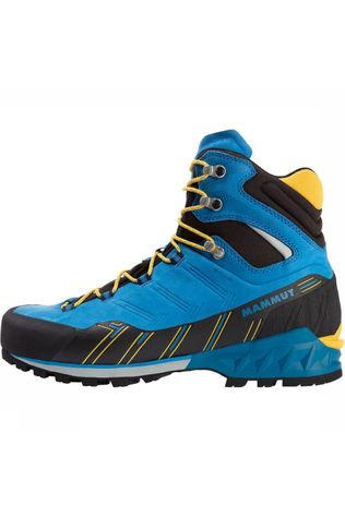Mammut Kento Guide High GTX Schoen Middenblauw/Geel