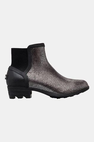 Janey Chelsea Boot Dames Metallic