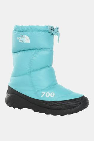 The North Face Nuptse Bootie 700 Schoen Dames Blauw/Wit