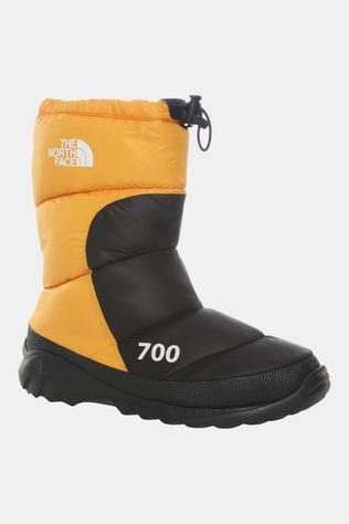 The North Face Nuptse Bootie 700 Schoen Geel/Zwart