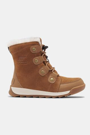 Sorel Youth Whitney II Suede Boot Kids Middenbruin