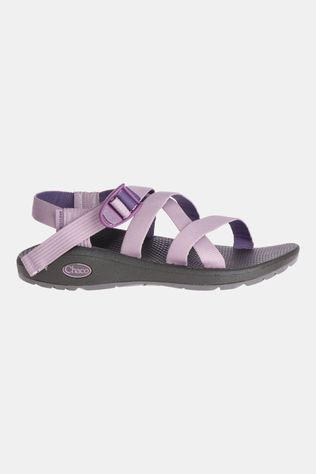 Chaco Banded Z/Cloud Sandaal Dames Lichtpaars/Zwart