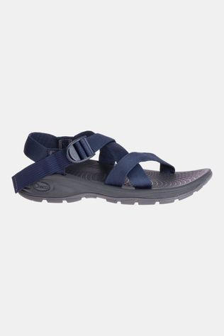 Chaco Z/Volv Sandaal  Middenblauw