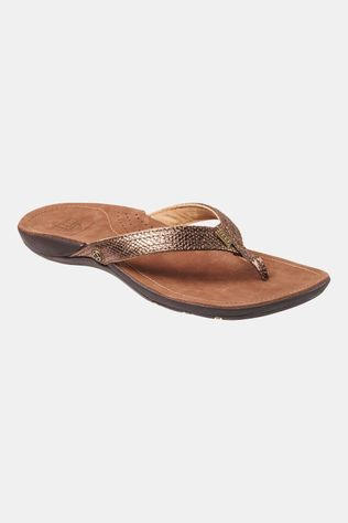 Reef Miss J-Bay Slippers Dames Bruin/Brons