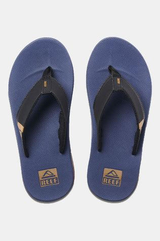 Reef Fanning 2.0 Slipper Blauw