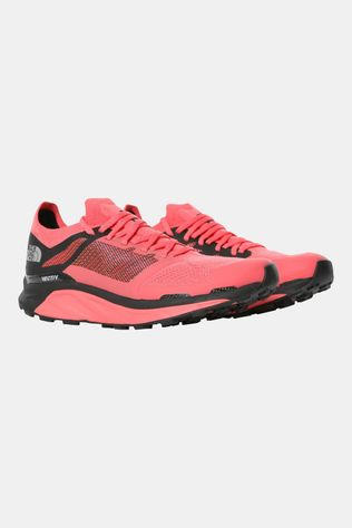 The North Face Flight Vectiv Hardloopschoen Dames Rood/Zwart