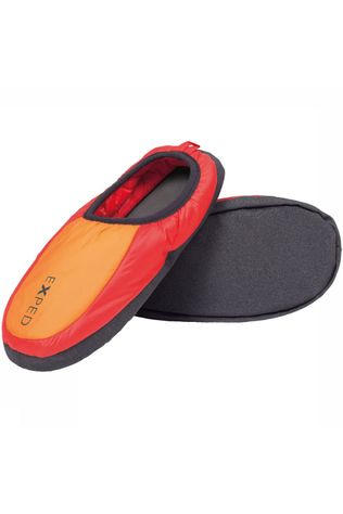 Exped Camp Slipper Pantoffel Rood