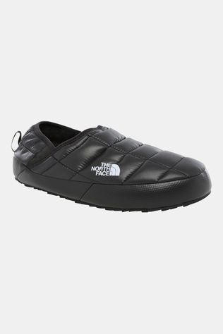 The North Face Thermoball Traction Mule V Slof Zwart/Wit
