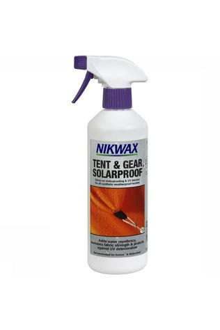 Nikwax Tent & Gear Solar Proof 500ml Wit
