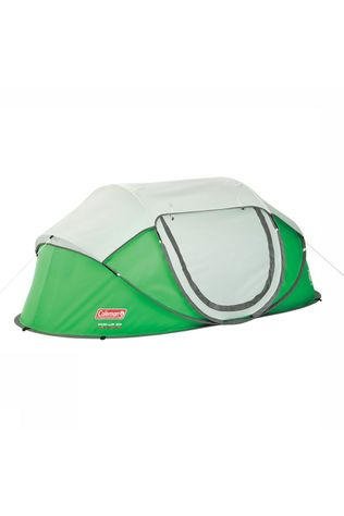 Coleman Galiano 2P Pop-up tent Wit/Groen