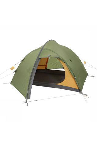 Exped Orion III Green 3P Hybride tent Donkergroen