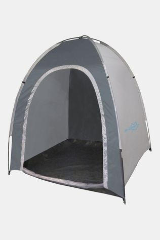 Bo-Camp Opberg/ Toilet Tent Medium Middengrijs