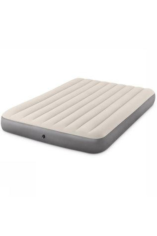 Intex Deluxe Queen High Airbed Luchtbed Beige