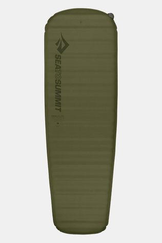 Sea To Summit Campmat Plus Self Inflating Large Slaapmat Donkergroen