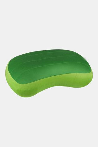 Sea To Summit Aeros Pillow Premium Regular Kussen Groen/Donkergroen