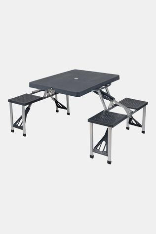 Camp Gear Basic Picknick Tafel Donkergrijs