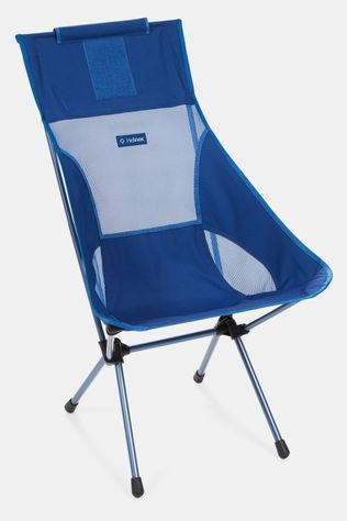 Helinox Sunset Chair R1 Campingstoel Blauw/Rood