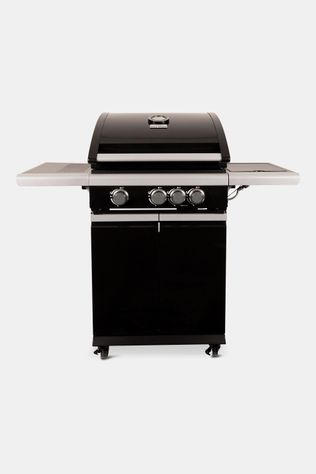 Patton Patio Chef  3+ Burner Gasbarbecue Zwart