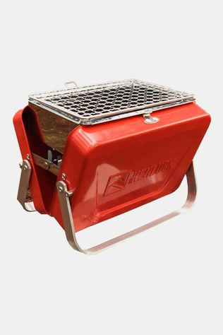 Kenluck Mini Grill Barbecue  Rood