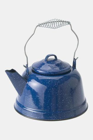 GSI Outdoors Tea Kettle Ketel Blauw