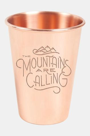 United By Blue Mountains Are Calling Copper Tumbler Koper