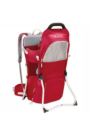 Vaude Shuttle Base Kinderdrager Donkerrood