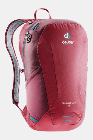 Deuter Speed Lite 16L Donkerrood/Middenrood