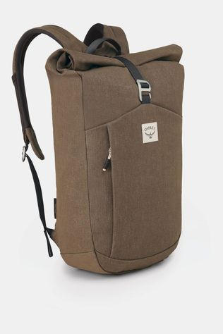 Osprey Arcane Hemp Roll Top Rugzak Middenbruin