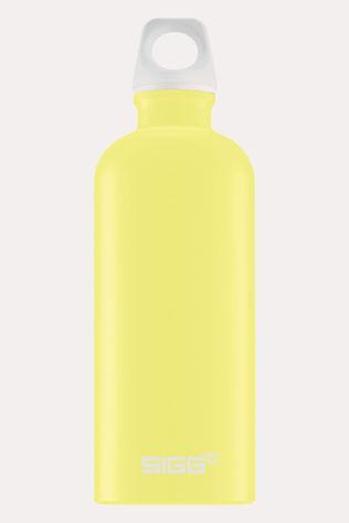 Sigg Lucid Touch 0.6L Drinkfles Geel/Wit