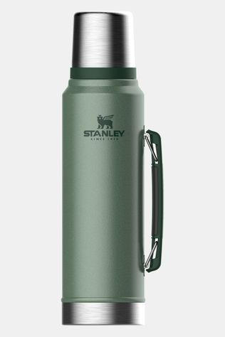 Stanley Classic Vacuum Flask 1 L Donkergroen