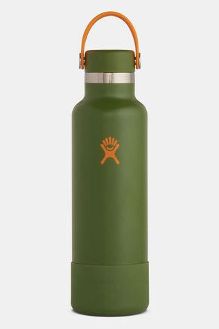 Hydro Flask Timberline Limited Editio 621 ml. Isolatiefles Middengroen