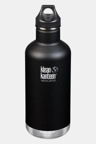 Klean Kanteen Insulated Classic 32Oz (W/Loop Cap) Zwart