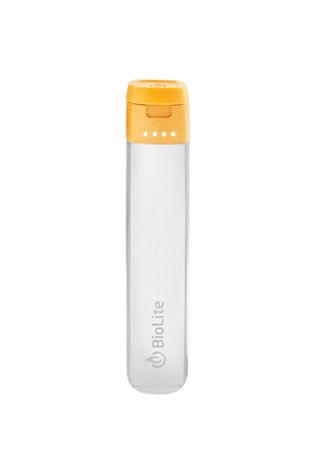 BioLite Charge 10 USB Powerbank Middengrijs/Oranje